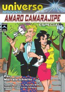Amaro Camarajipe Esepecial #1 (Julho)