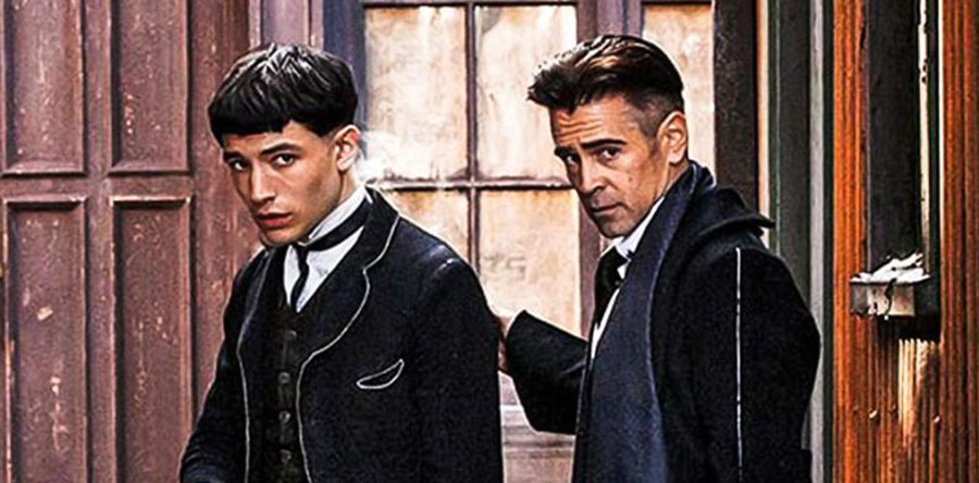 "Credence e Percival Graves fazem parte do núcleo ""sombrio"" do filme"