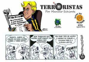 Dose de Humor #02 (Agosto)