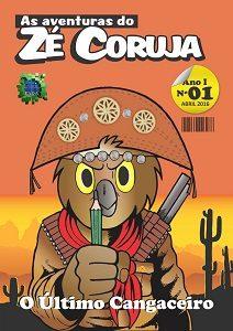 Zé Coruja #01 (Abril)