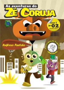 Zé Coruja #2 (Julho)